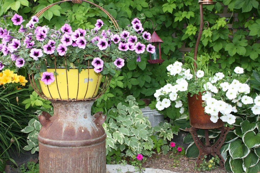 Rustic Garden Ideas | Gardening Junky | Duluth Garden Shop | Where ...