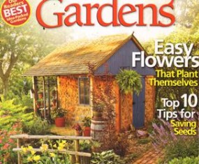 Grab a Garden Magazine to Get Through the Winter