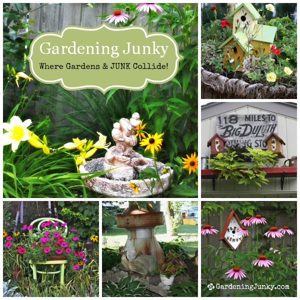 Duluth Garden Shop - Where Gardens & JUNK Collide!