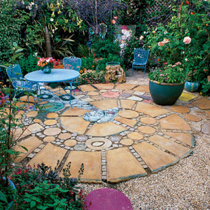 Garden Decoration Ideas on Rustic Garden Ideas   Garden Ideas  Tips   Inspiration At