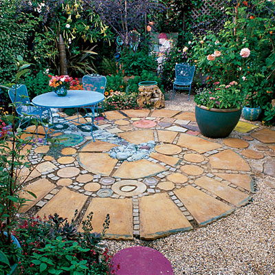 Patio Discount on Backyard Patio Ideas   Gardening Junky