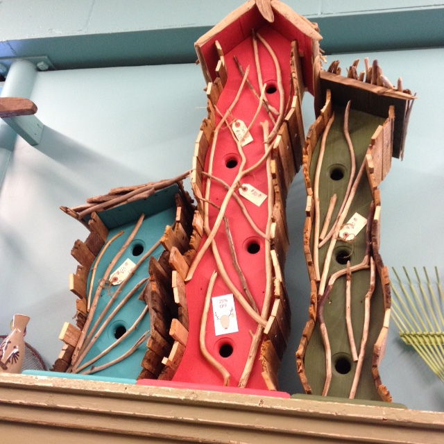 Birdhouses by Dave