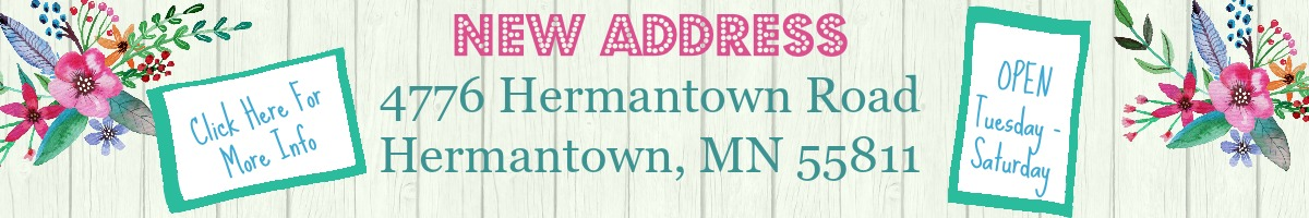 Gardening Junky New Address - 4776 Hermantown Road