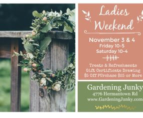 Ladies Weekend 2017